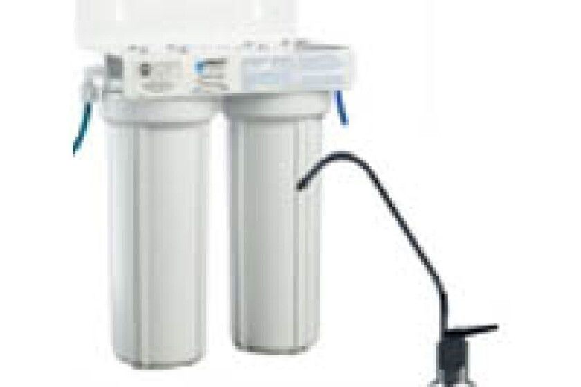 Watts Premier WP-2 LCV Two-Stage Water Filter