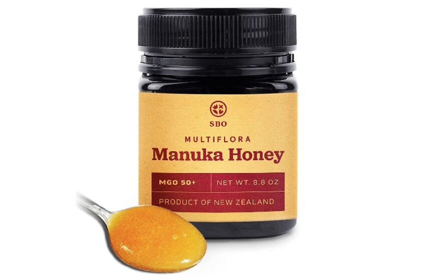 Best Multiflora Organic Manuka Honey