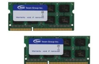 Team Group 8GB DDR3 1600MHz SO-DIMM Memory Kit