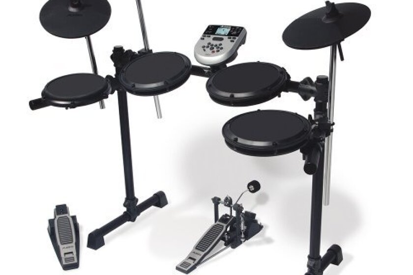 Alesis DM7X Session Kit Five-Piece Ultra-Compact Electronic Drum Set