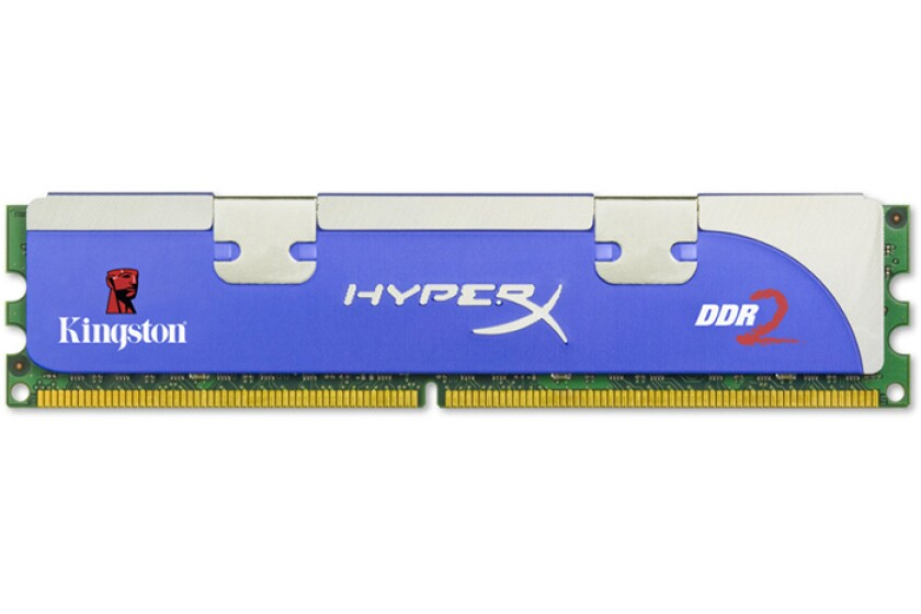 Kingston HyperX 2GB DDR2 1066 (PC2 8500) KHX8500D2/2G