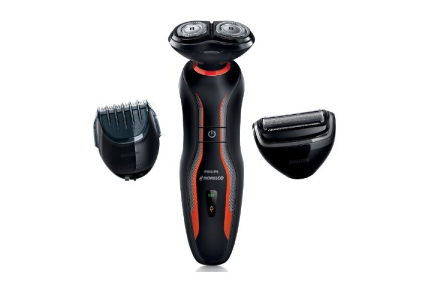 Philips Norelco YS524/41 Click & Style Shave Toolkit