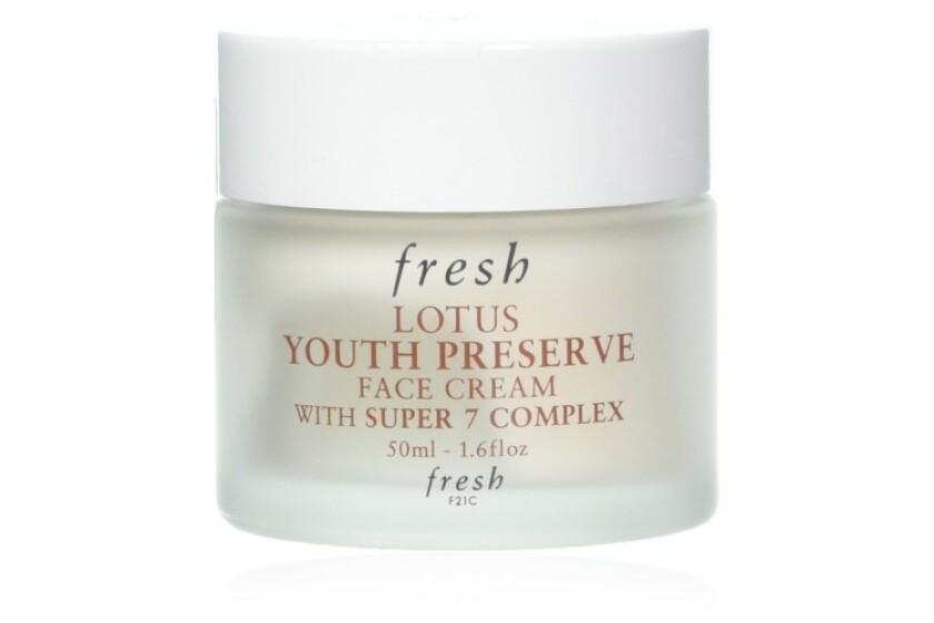 best Fresh Lotus Youth Preserve Face Anti-Aging Cream