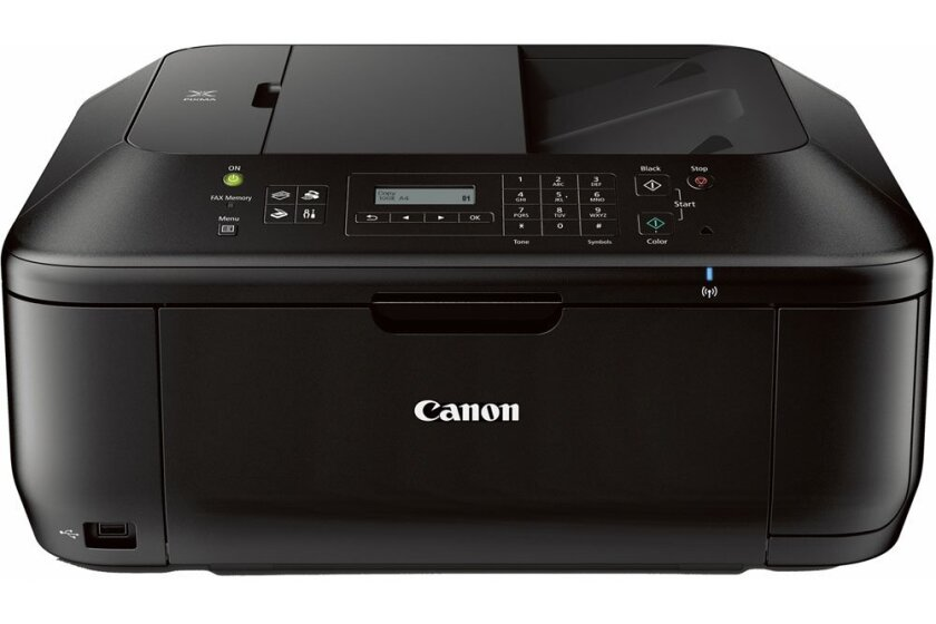 Canon PIXMA MX452 Wireless Color Photo Printer with Scanner, Copier, and Fax