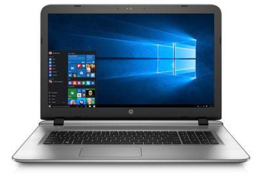 """HP Envy 17"""" Laptop"""