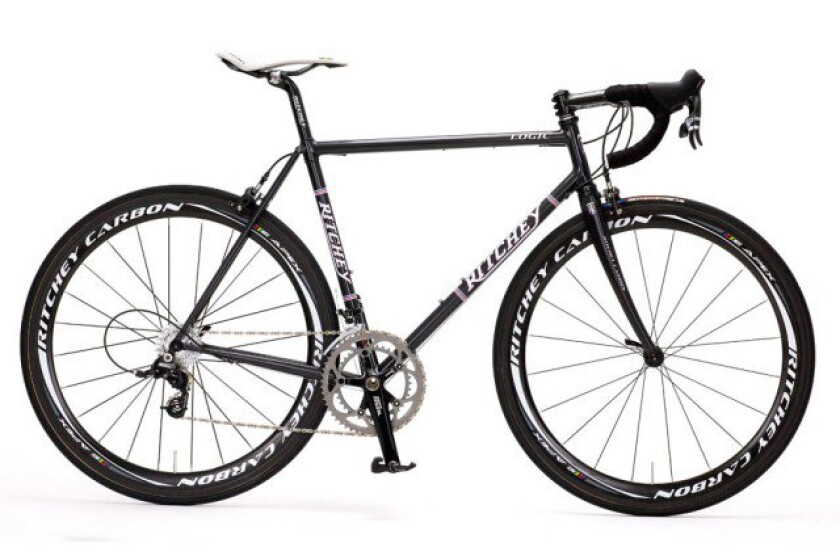 Seven Cycles Axiom Steel Road Bike