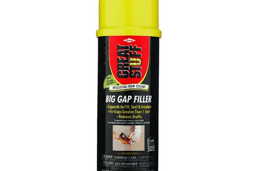 GREAT STUFF Big Gap Filler Insulating Foam Sealant