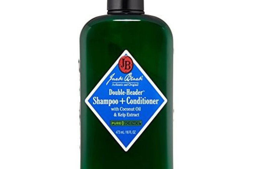 Jack Black Double Header Shampoo Plus Conditioner