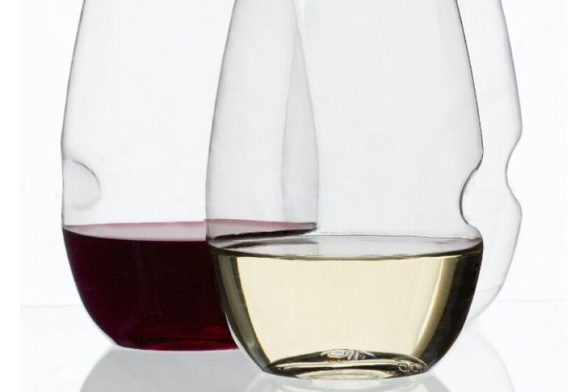 GoVino Stemless Wine Glass