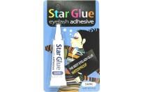 best Star Eyelash Glue for Strip Lashes - Dark