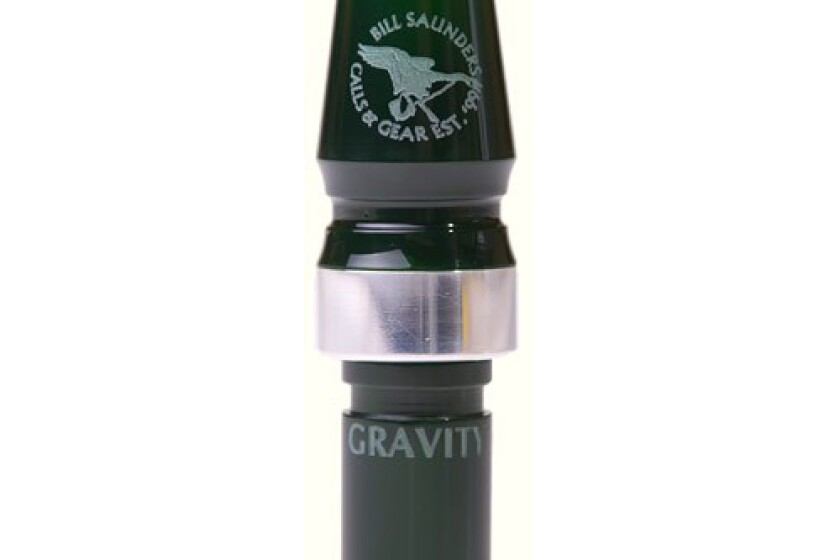 Bill Saunders Gravity Duck Call