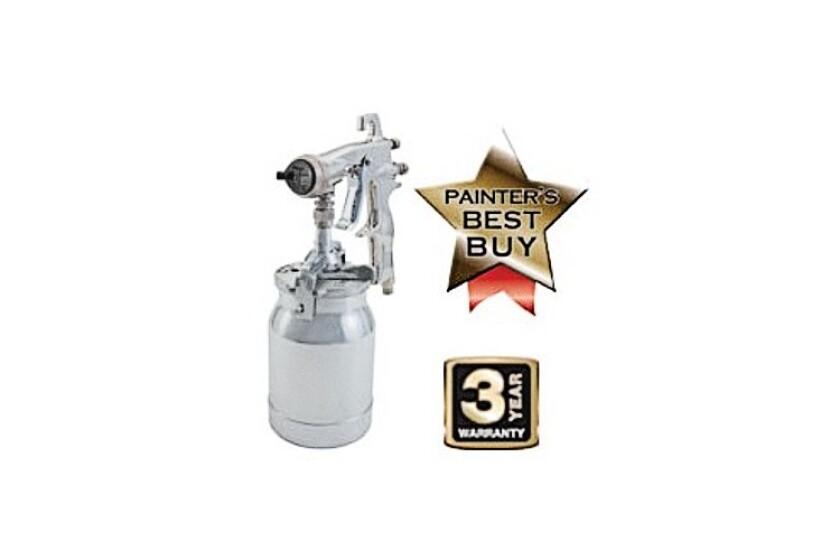 best Graco-Sharpe RAZOR Compliant Siphon Spray Gun #288293