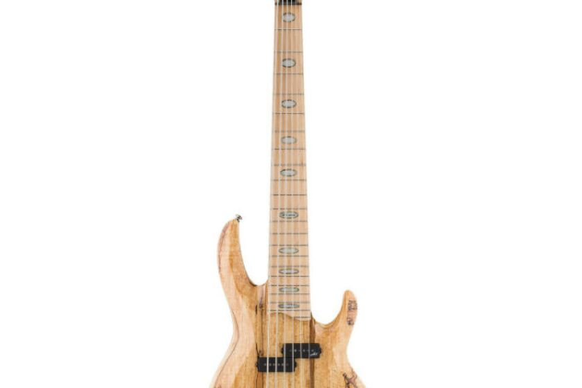 ESP RB-1006SM-NAT-KIT-2 Spalted Maple Natural 6-String Electric Bass