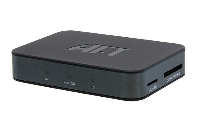 AFT iDuo Reader 3-in-1 USB 3.0 Card Reader