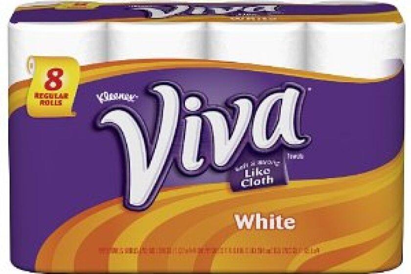 Viva Regular Roll Paper Towels