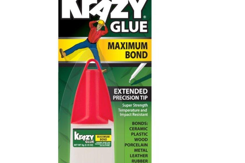 Krazy Glue KG48348MR Maximum Bond With Mini Advanced Precision Tip