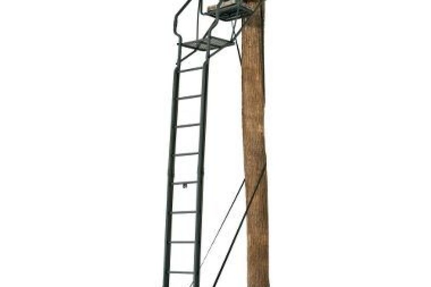 Big Game Skybox Deluxe Ladder Tree Stand