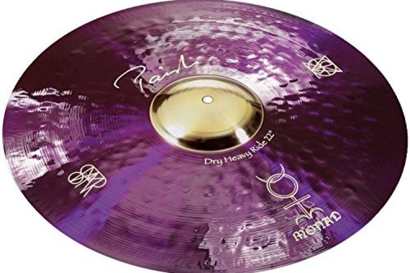 Paiste Signature Series Dry Heavy Ride 22""