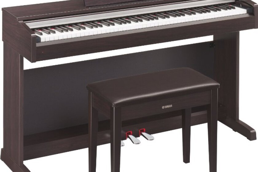 Yamaha YDP144R Arius Series Traditional Console Digital Piano