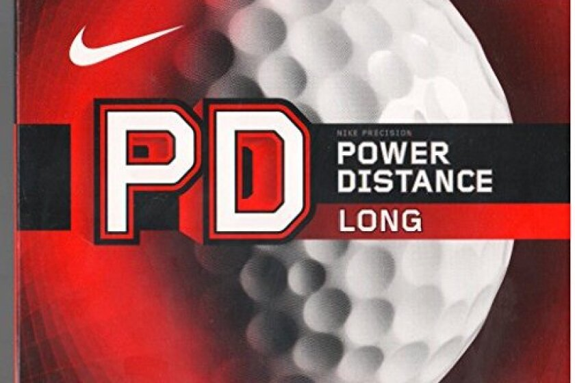 Nike Golf PD Long Power Distance Golf Balls