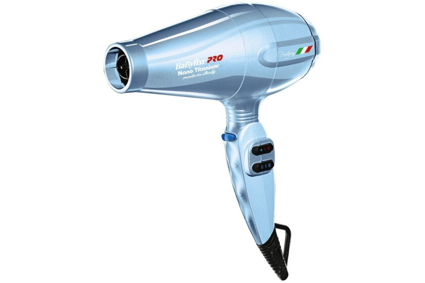 BaByliss PRO BABNT5548 2000-Watt Ionic Nano Titanium Hair Dryer