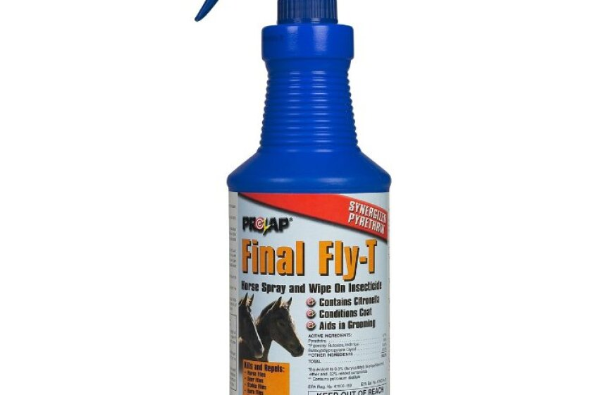 Prozap Final Fly-T Horse Fly Spray