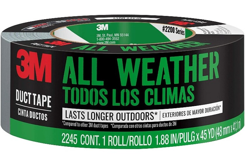 best Scotch Heavy Duty All-Weather Duct Tape