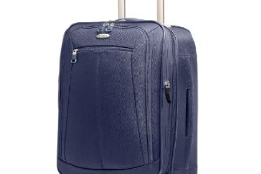 "Samsonite Silhouette 11 Soft Side 22"" Spinner Luggage"
