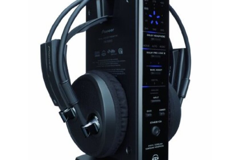 PIONEER Dorubi - Digital Cordless Surround Headphone SE-DRS3000C