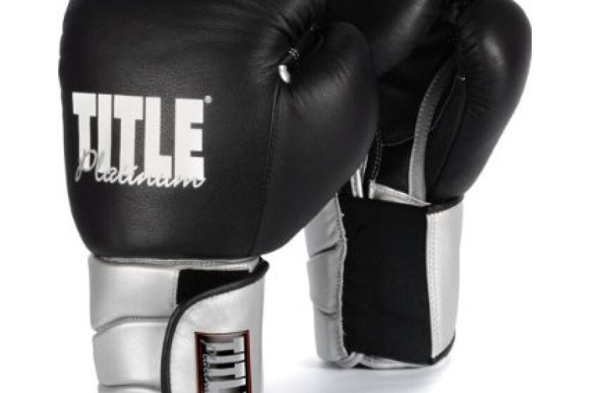 Title Elastic Training Gloves