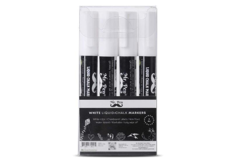 Best White Dual Tip Chalk Marker