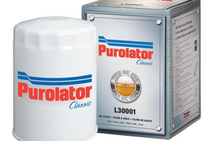 Purolator Classic Oil Filter