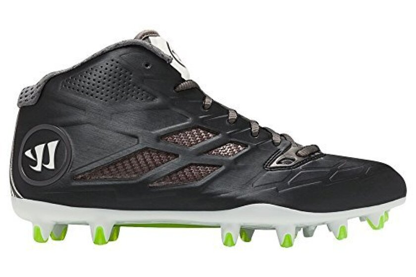 Warrior Burn 8.0 Mid Lacrosse Cleat