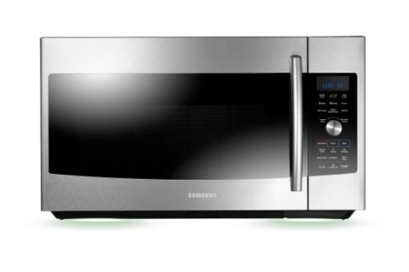 Samsung MC17F808KDT Over The Range Convection Microwave