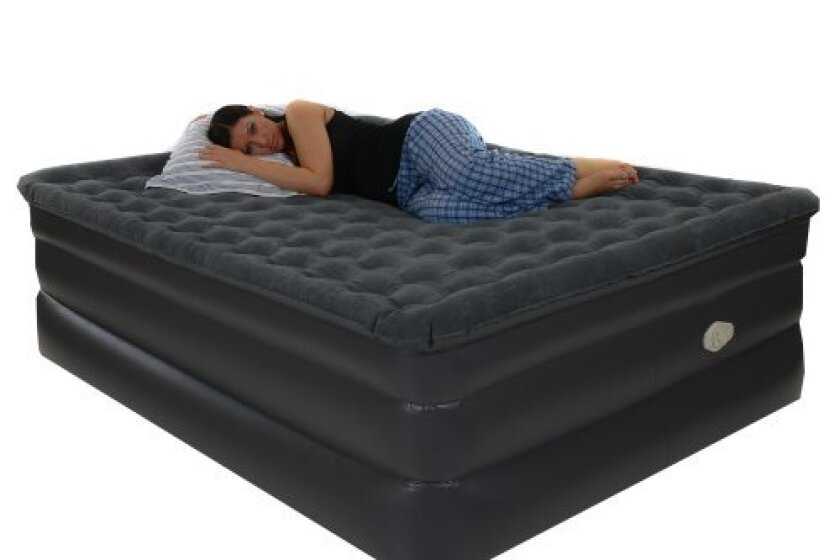 Smart Air Bed BD-9124GT Raised Air Mattress