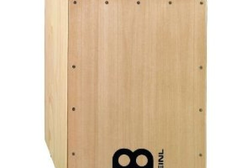 Meinl Headliner Cajon, Rubber Wood Front