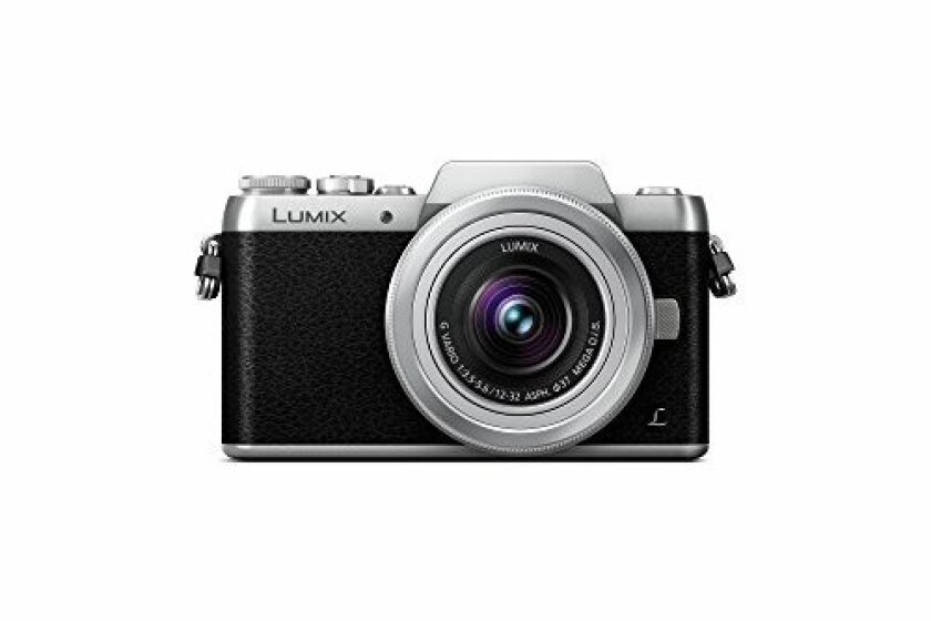 Panasonic DMC-GF7KK Mirrorless Digital Camera (DSLM) with 12-32 mm Kit Lens
