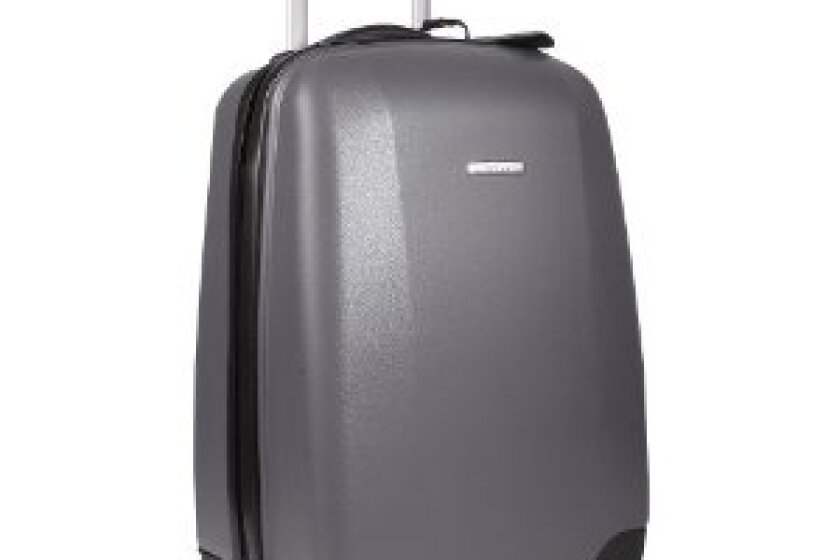 "Titan Luggage 360-Degrees Four 19"" Carry On Luggage"