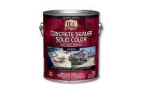 H&C Solid Color, Solvent-Based Concrete Sealer