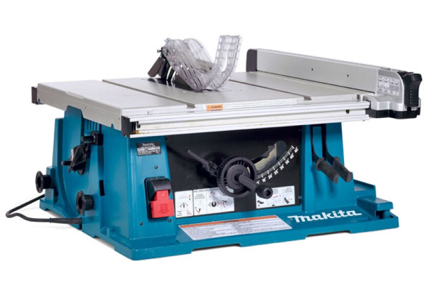 "Makita 2705 10"" Contractor Table Saw"