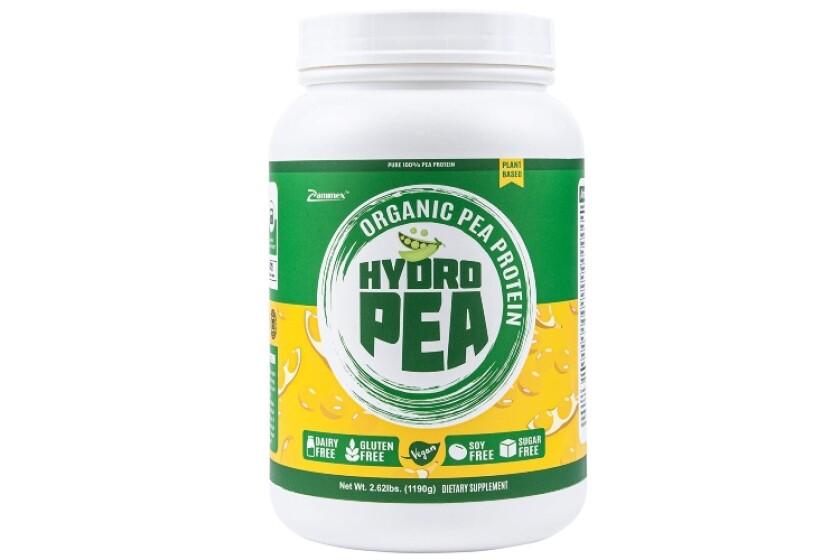 Best Pea Protein Powder