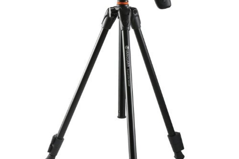 Vanguard Espod CX 203AGH 3-section legs Tripod with GH-20 Pistol Grip Ball Head