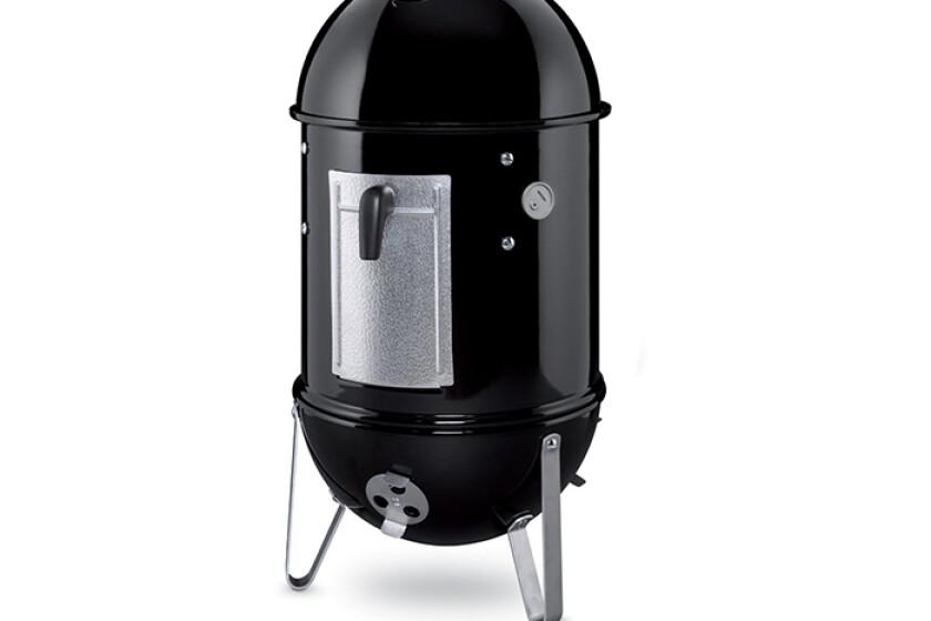 "Weber 731001 Smokey Mountain Cooker 22-1/2"" Charcoal Smoker"