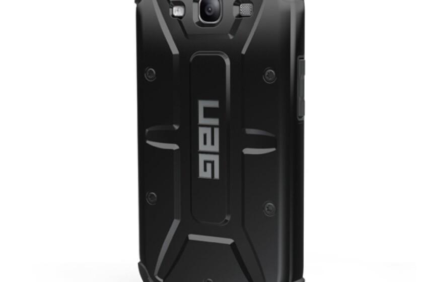 Urban Armor Gear GLXS3-COMP-BLK-VP Composite Case Samsung Galaxy S III