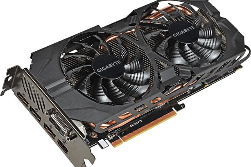 Gigabyte Radeon R9 390X Video Card