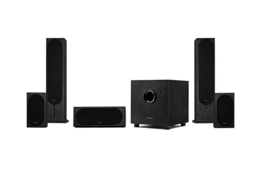 Pioneer SP-PK52FS 5.1 Surround Speaker Package