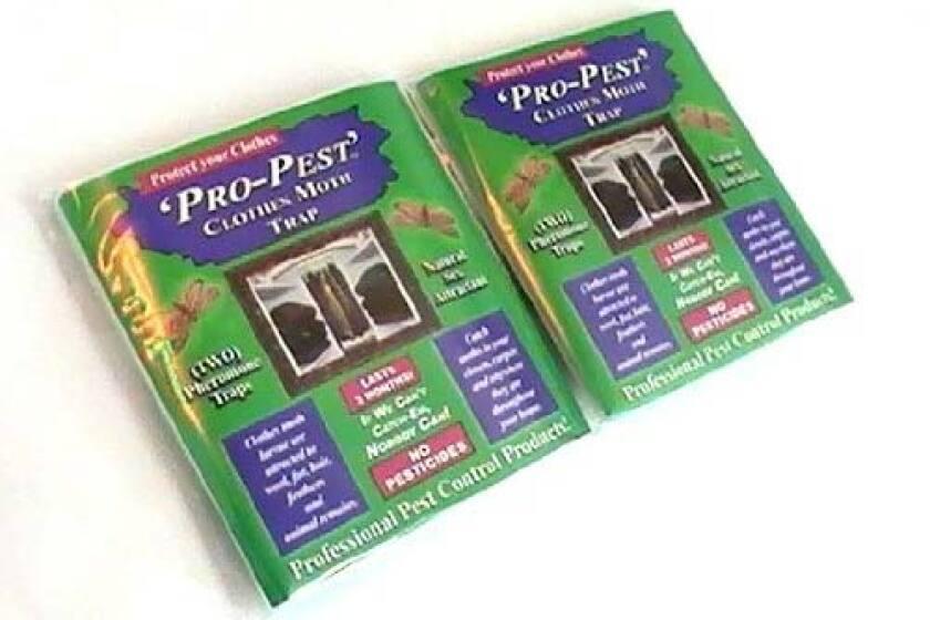Pro-Pest Clothes Moth Traps