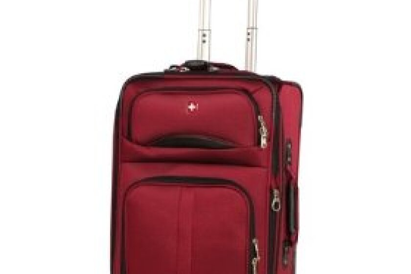 "Wenger Swiss Army Lucerne Lite 21"" Expandable Carry-On"