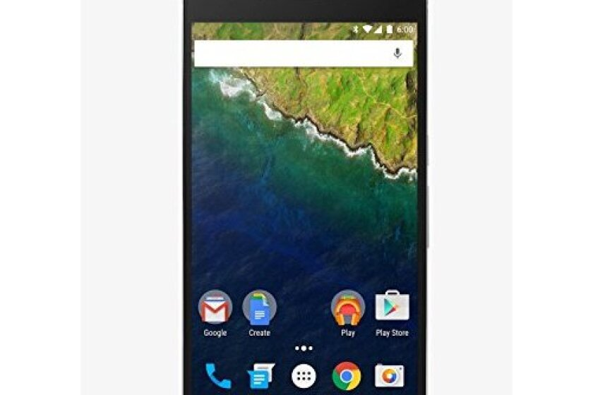 Google Nexus 6P by Huawei 128gb Aluminum color