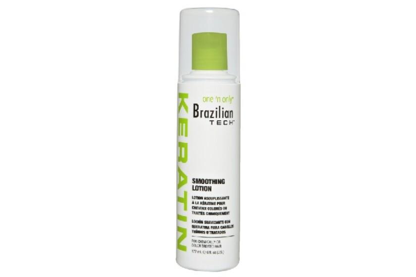 best smoothing lotion keratin treatment